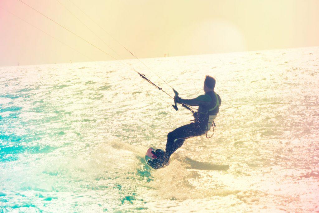 5 spot kite toscana