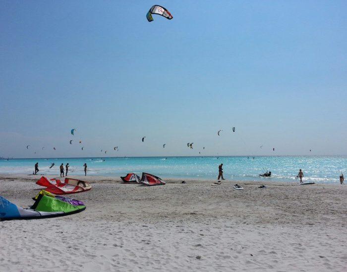 scuola kitesurf toscana